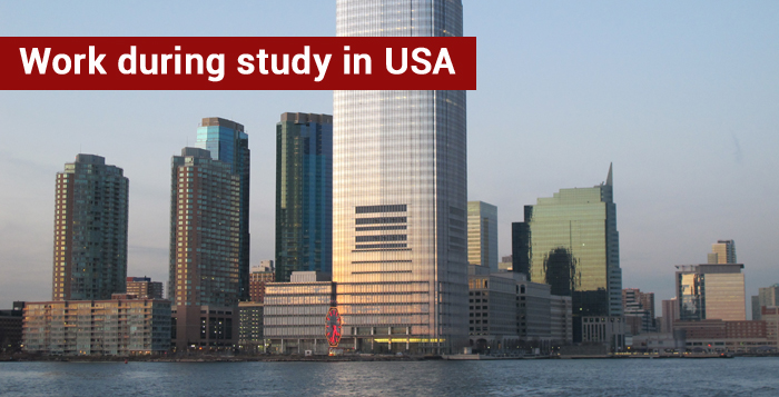 Work and Study in USA for International Students