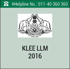 KLEE LLM 2016