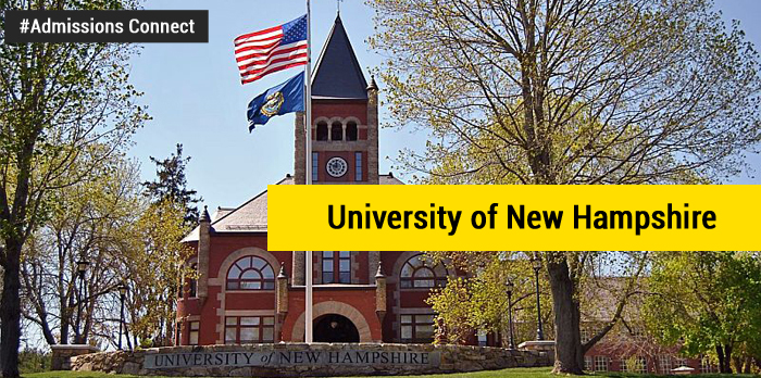 UNH Admissions Connect: Without research there wouldn't be new technologies and development