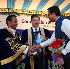 IMT Ghaziabad conducts convocation 2016