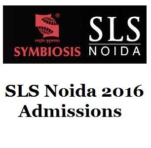 SLS Noida announces Law Admissions 2016; Register before April 14