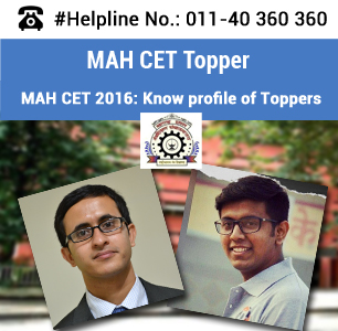 MAH CET 2016: Know profile of Toppers