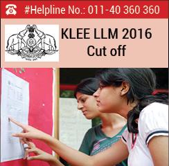KLEE LLM 2016 Cutoff