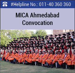 MICA conducts convocation ceremony on April 2
