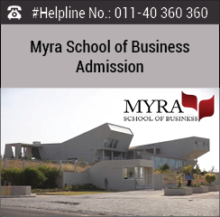Myra School of Business Announces MBA Admissions 2016
