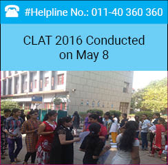 CLAT 2016: RGNUL Patiala conducts exam at 66 cities on May 8