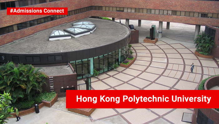 Hong Kong Polytechnic University offers a work-based learning experience