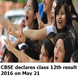 CBSE declares class 12th result 2016; Delhi girl Sukriti Gupta tops with 99.4%