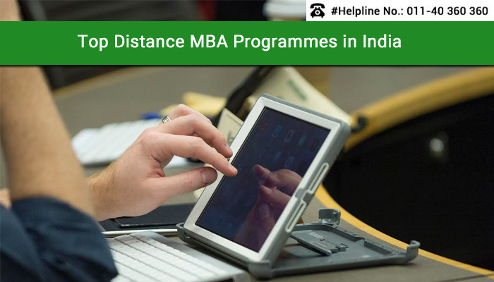Distance MBA - Know top programmes, admission process, fee and timeline