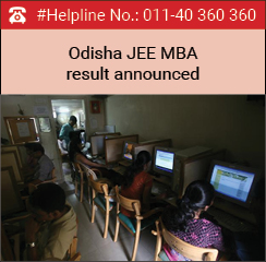 Odisha JEE MBA 2016 Result declared on May 30