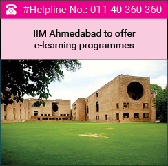 IIM Ahmedabad to launch e-learning programmes with NIIT and Hughes