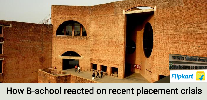 How B-schools reacted on recent placement crisis