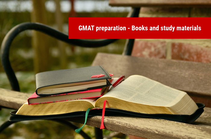 GMAT preparation - Books and study materials