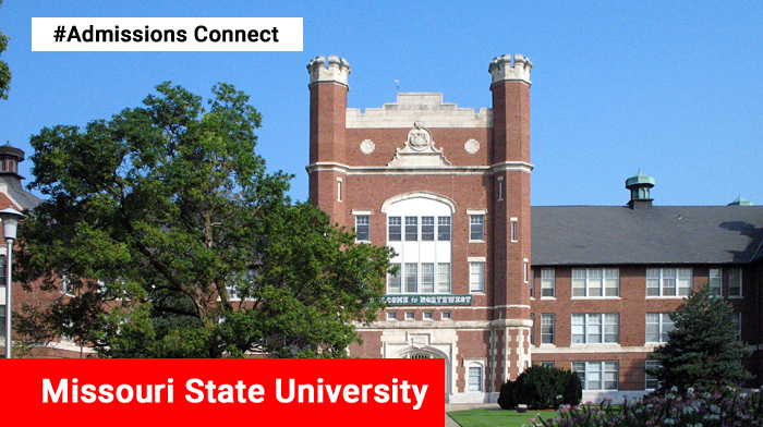 Missouri State University admissions connect: Indian students are beginning to look beyond STEM courses