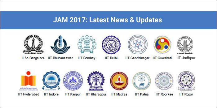 JAM 2017: Latest News & Updates on IIT Joint-admission test