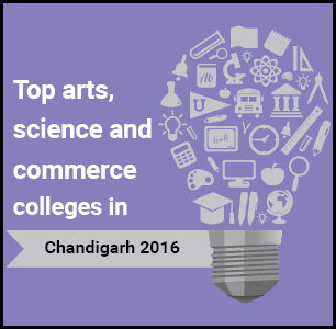 Top Arts, Science and Commerce Colleges in Chandigarh 2016