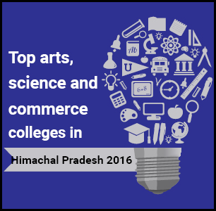 Top Arts, Science and Commerce Colleges in Himachal Pradesh 2016