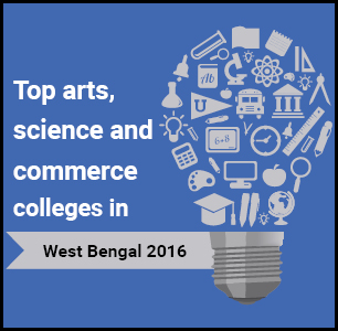 Top Arts, Science and Commerce Colleges in West Bengal 2016