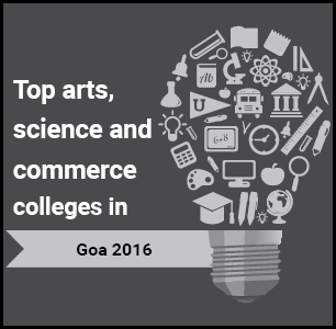 Top Arts, Science and Commerce Colleges in Goa 2016
