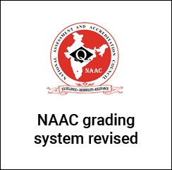 NAAC revises grading system; introduces seven grade scale