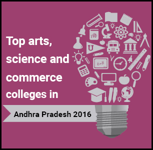Top Arts, Science and Commerce Colleges in Andhra Pradesh 2016
