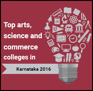 Top Arts, Science and Commerce Colleges in Karnataka 2016