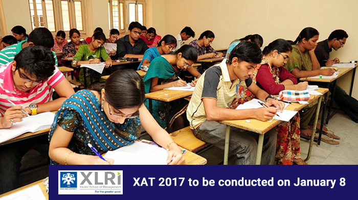 XAT 2017 to be conducted on January 8; application to start from August 10