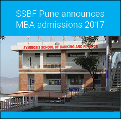 SSBF Pune announces MBA admissions 2017