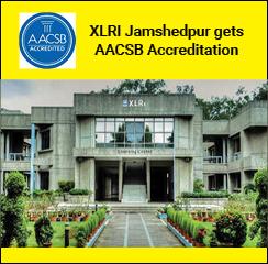 XLRI Jamshedpur gets AACSB Accreditation