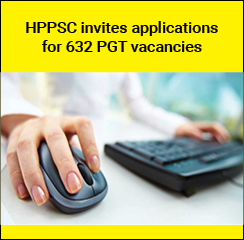 HPPSC invites applications for 632 PGT (Informatics Practices) vacancies