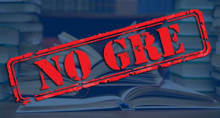 Masters without GRE - Top universities not requiring GRE scores