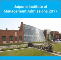 Jaipuria Institute of Management announces PGDM Admissions 2017