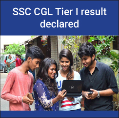 SSC CGL Tier I result declared - 1.5 lakh candidates qualify for Tier II