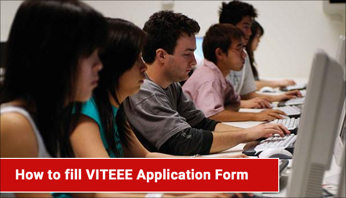 How to fill VITEEE Application Form 2018