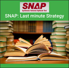 SNAP 2016: Last minute strategy