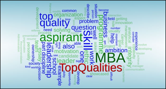 Top 10 Qualities of MBA Aspirants - Check here list