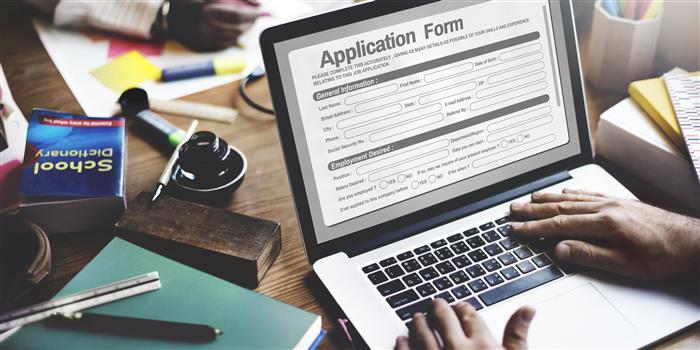 SBI Clerk Application Form 2019