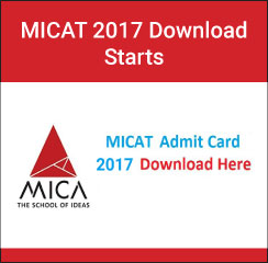 MICAT I admit card download starts from December 2