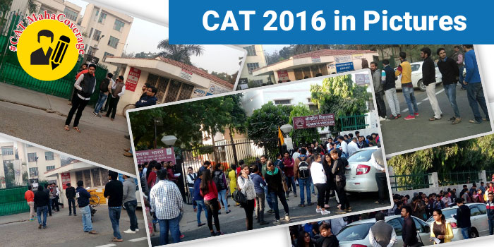 CAT 2016: Virtual Test Experience
