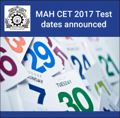 MAH CET 2017 test on March 4 and 5; application process yet to begin