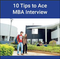 10 Tips to Ace MBA Interview