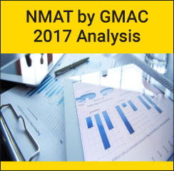 NMAT by GMAC 2017 Analysis - Moderate exam with tricky DI and LR questions