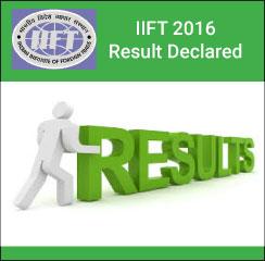 IIFT 2016 result declared; 1973 candidates shortlisted for selection rounds
