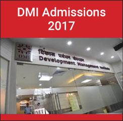 DMI announces PG admissions 2017