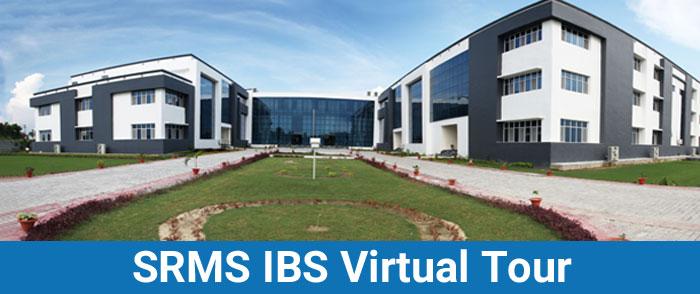 SRMS IBS Campus Virtual Tour