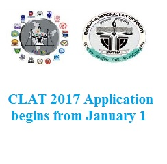CLAT 2017: Application begins; exam on May 14