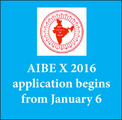 AIBE X: Application begins from Jan 6; exam on Feb 26