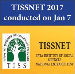 TISS conducts TISSNET 2017 on January 7