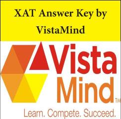 XAT Answer Key 2017 by VistaMind