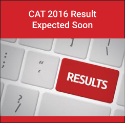 CAT result 2016 expected anytime soon